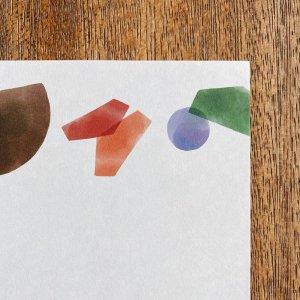 画像3: 大人のひとことふたことレターセット つみき